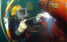 Under Water Job inspection search cleaning and repairs